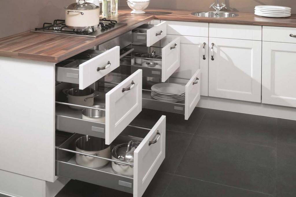 Goedkope klassieke keukens tot goedkope witte keukens - Witte keukens ...