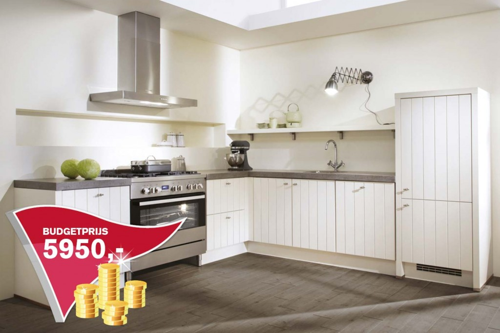 Landelijke keuken wit landelijke keuken wit kopen topkwaliteit goedkope keukens jan keukensite - Keuken modellen ...