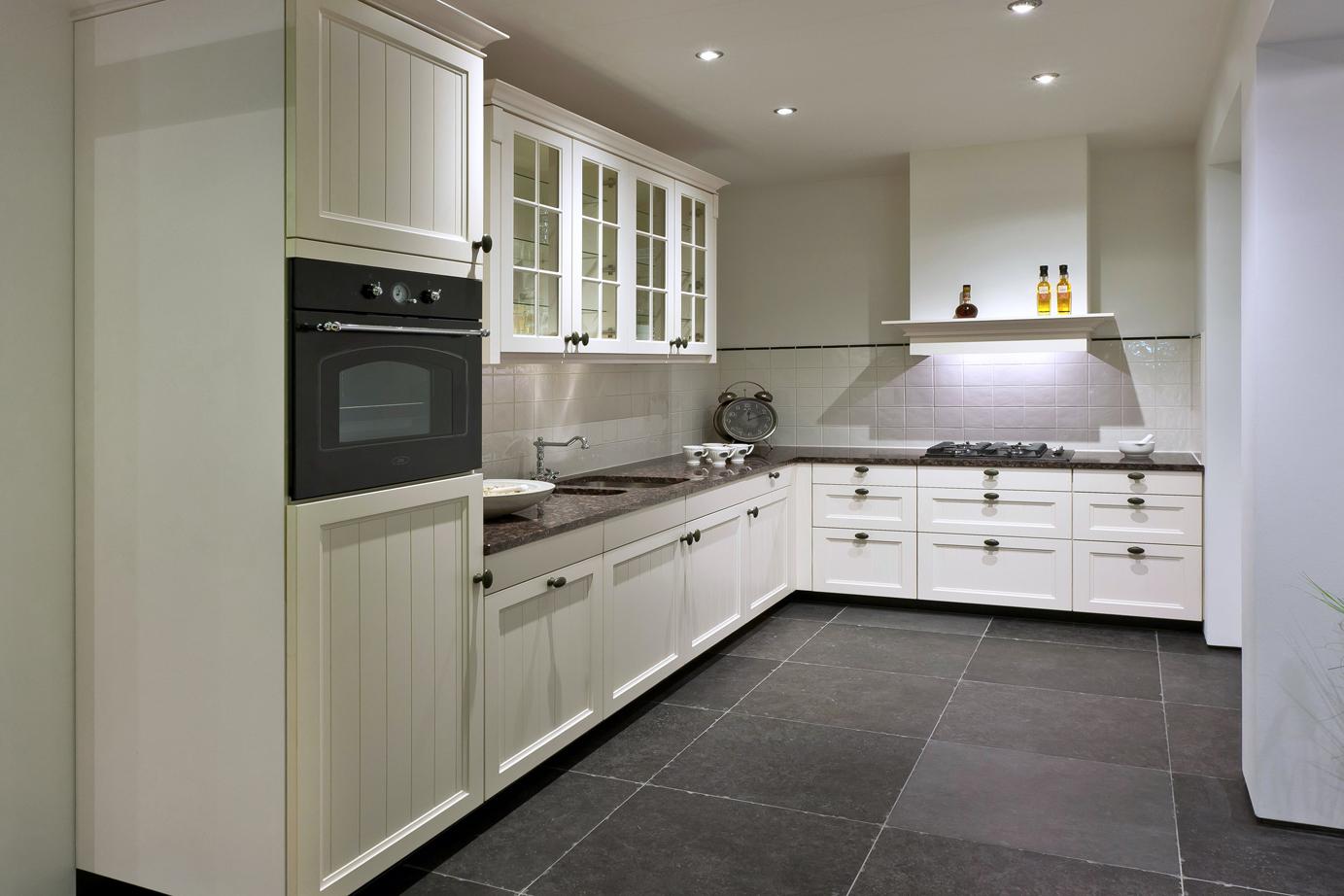 Keuken Wit Landelijk – Atumre.com